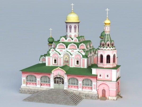 Kazaanin katedraalin kirkko