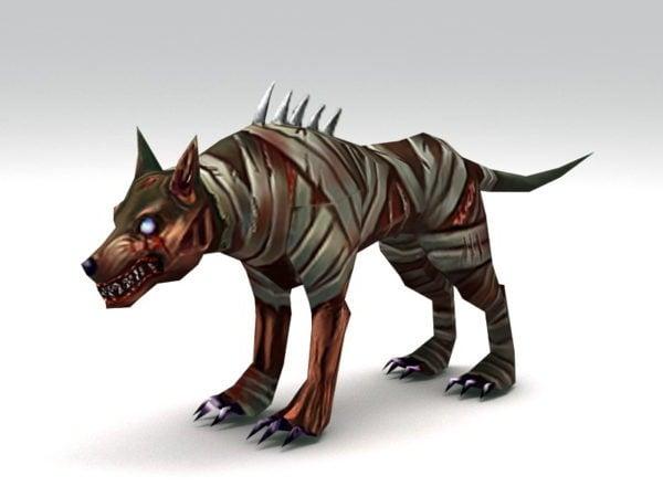 Zombie koira