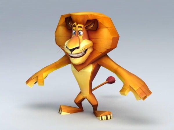 Madagaskar Alex