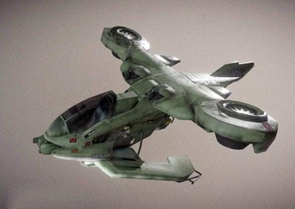 الخيال العلمي هجوم طائرات الهليكوبتر