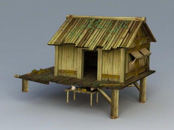 Cabaña separada