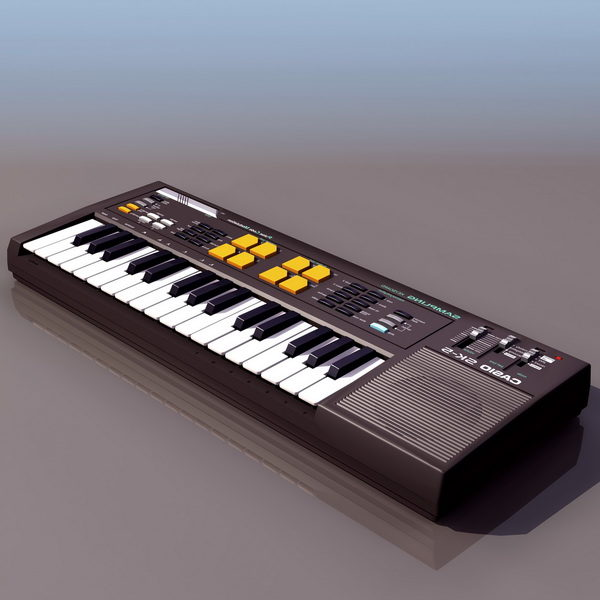 Electronic Keyboard Musical Instrument