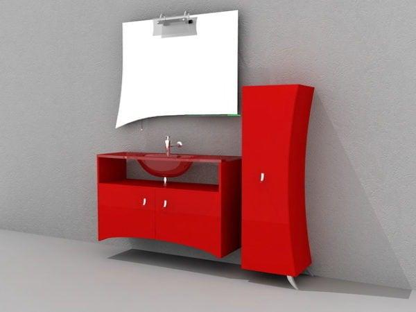 Bathroom Vanity Cabinet Free Model