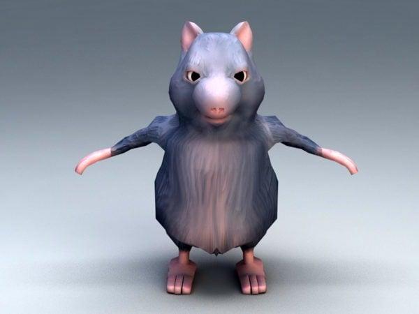 Rasva rotta sarjakuva Rig