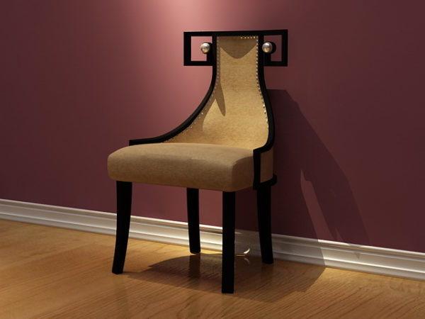 كرسي اللكنة