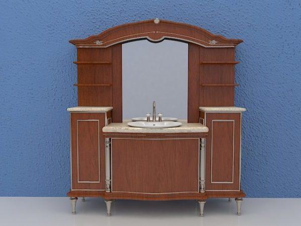 Bathroom Vanity With Hutch Free