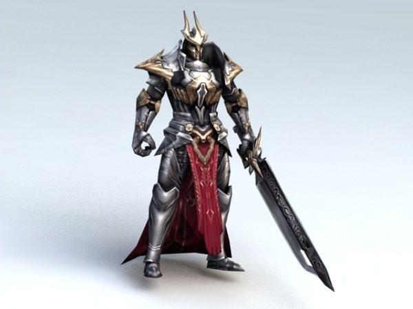 Warrior King Rig
