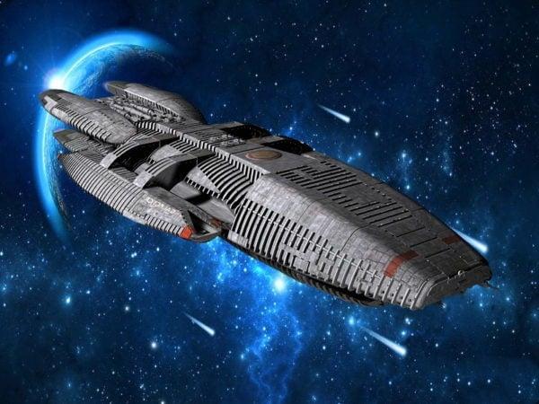 Battlestar Galactica -laiva