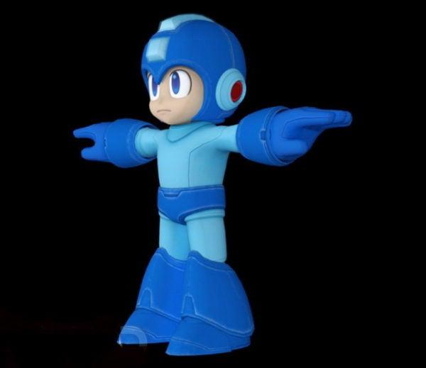 Mega Man Rockman