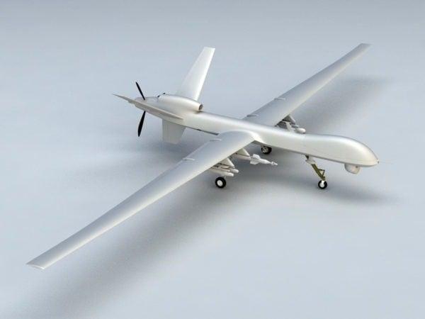 طائرة بدون طيار العسكرية