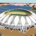 Stadium Architecture Plan