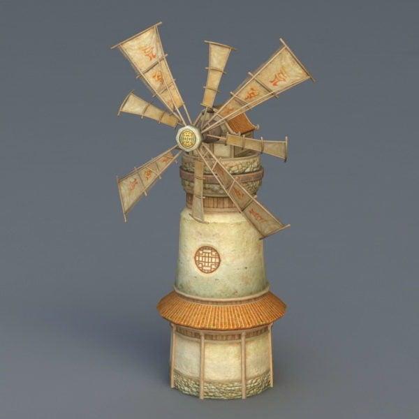 Muinainen tuulimylly
