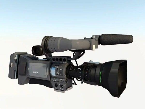 Телевизионная видеокамера