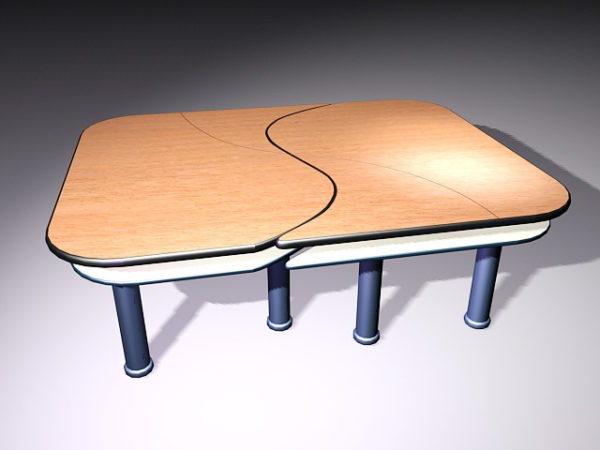 Moderni kokouspöytä