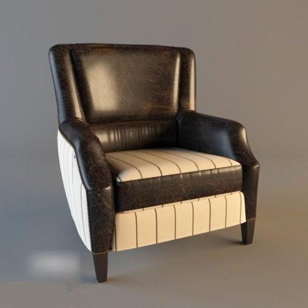 كرسي تشيلسي كلاسيك للجلد