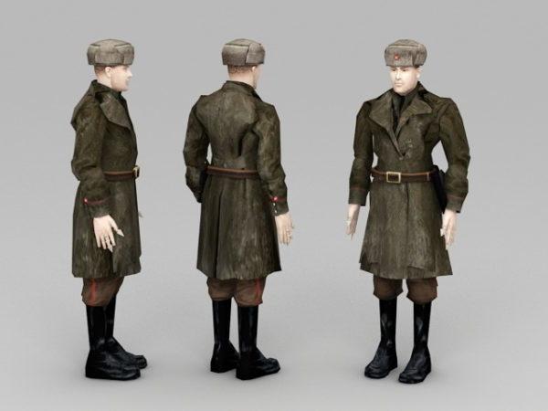 الجندي السوفيتي
