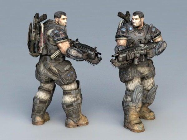 جندي القوات الخاصة