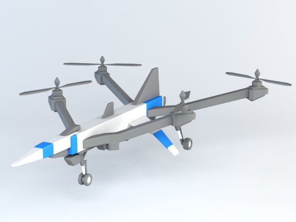 Toy Drone
