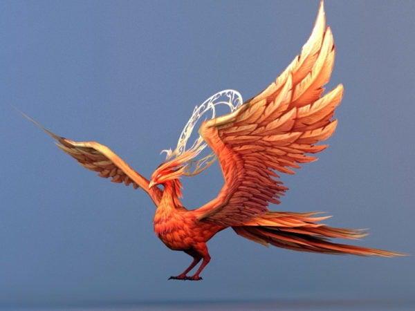 Phoenix-lintu