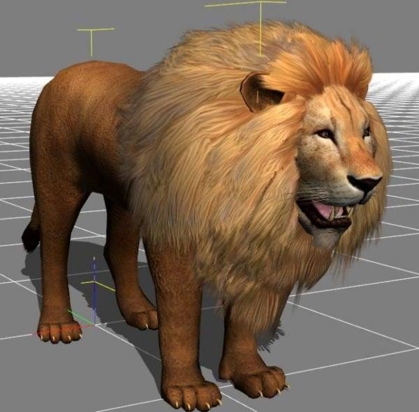 Lion-avatar