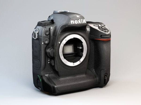 كاميرا نيكون D2x