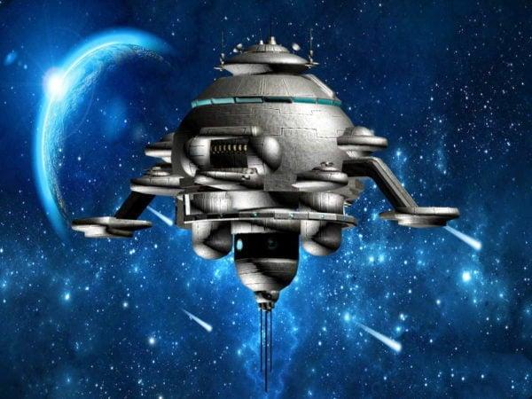 Sci-Fi-avaruusasema