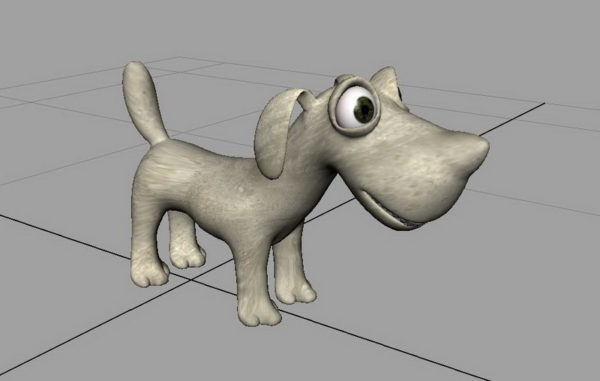 Cartoon Dog Rig