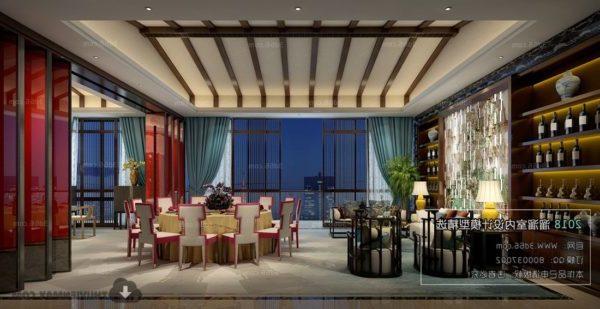 فندق فخم يشرب مطعم داخلي مشهد