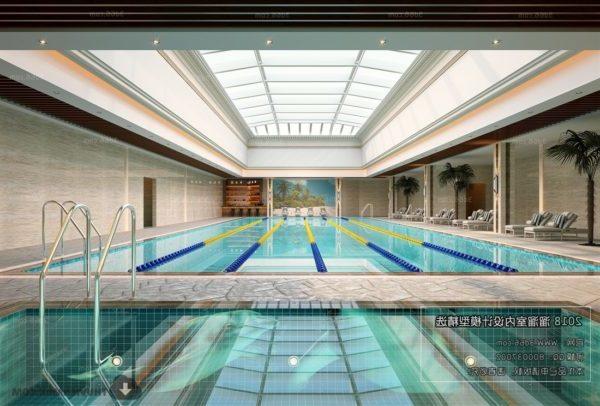 indoor swimming pool interior designs