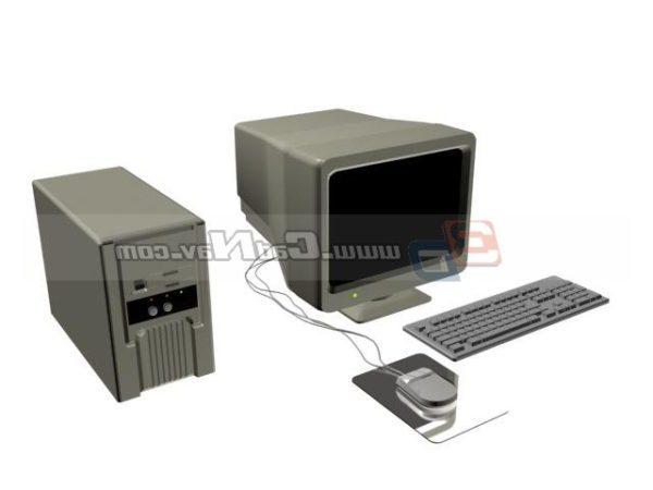1980 Desktop Computer