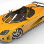 Koenigsegg Ccx Sports Car
