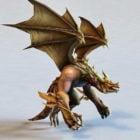 ड्रैगनकिन योद्धा