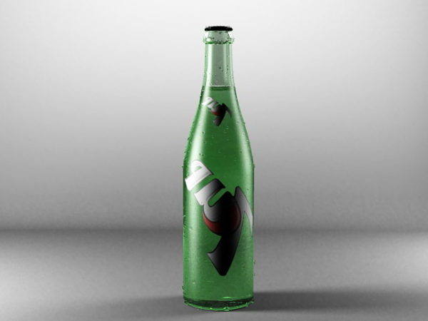 7up Bottle