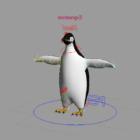 Animal Adelie Penguin