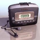 Aiwa Walkman Audio Cassette Player