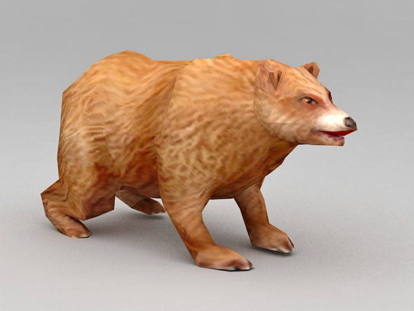 Alaskan ruskea karhu