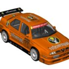 Racing Car Alfa Romeo 155 V6