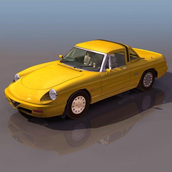 Alfa Romeo Spider Roadster