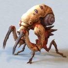Alien Warrior Bug