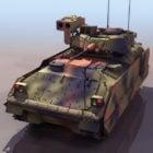 Amerikanischer M2a2 Bradley Infanterie Kampfwagen
