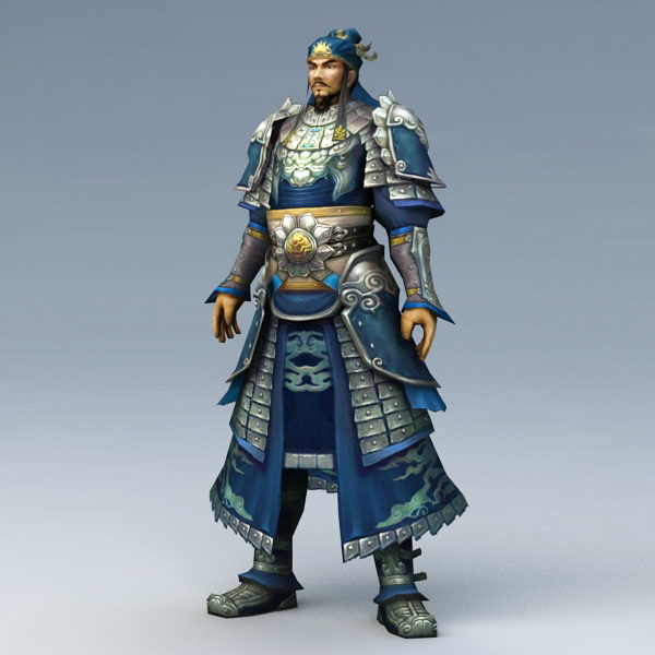 Ancient Chinese War General