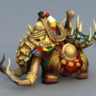 Ancient War Elephant