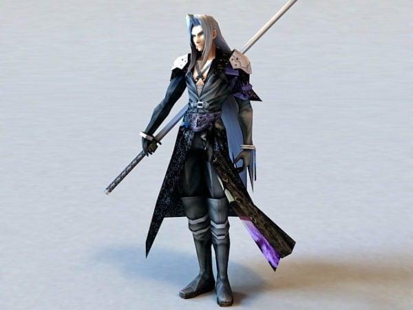 Anime Samurai Warrior