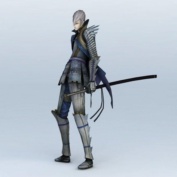 Anime Sword Guy