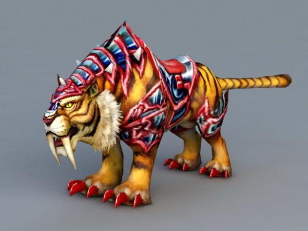 Monte Blindado Tigre