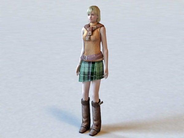 Ashley Graham Resident Evil Character