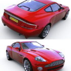 Coche deportivo Aston Martin V12 Vantage