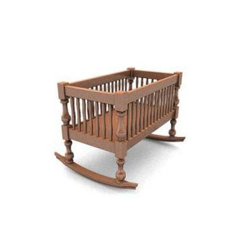 Baby Cradle And Crib