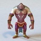 Barbarian Warrior Male