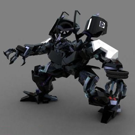 Robot Barricade Micromasters